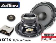 Viel Klang fürs Geld: Axtons Compo AXC26 überzeugt im Test