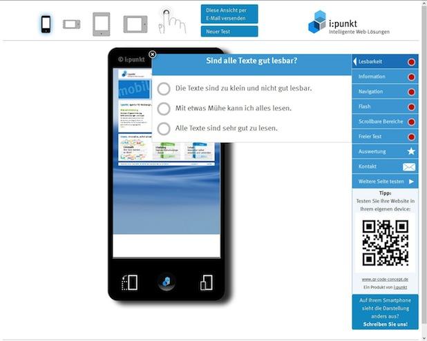 Photo of Ist Ihre Website fit für mobile Geräte?