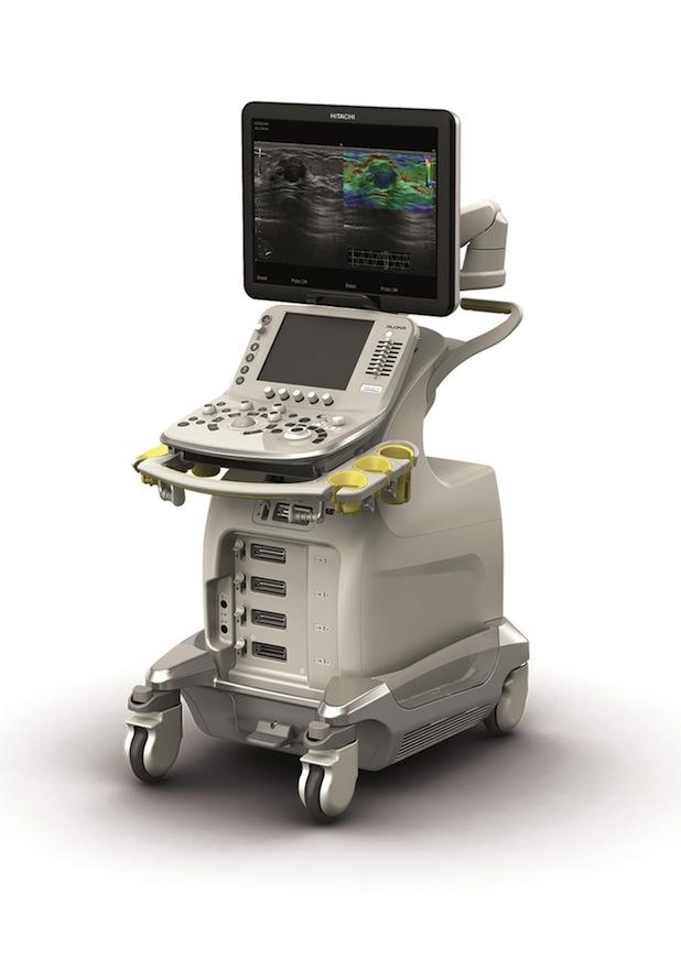 Bild von Hitachi Aloka Medical präsentiert die neue Marke ARIETTA(*1)