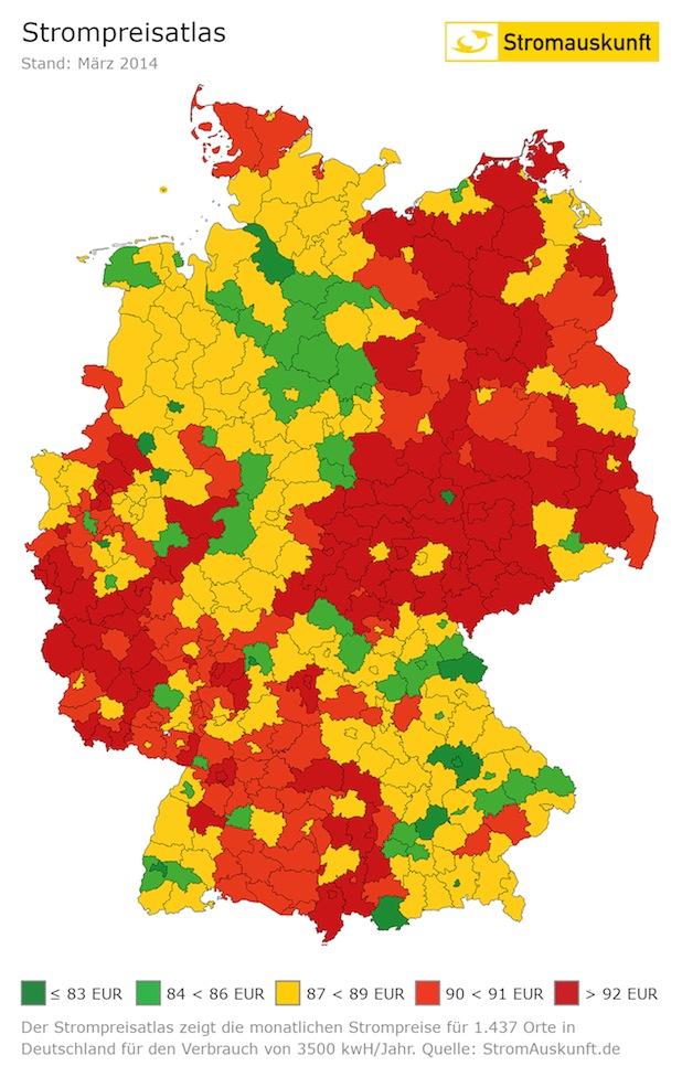 """Photo of Studie: """"Stromvergleich in Deutschland"""""""