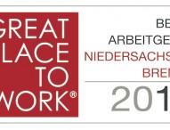 Attraktive Arbeitgeber aus Niedersachsen und Bremen ausgezeichnet