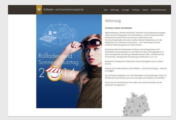 Bild von Relaunch der R+S-Internetseite