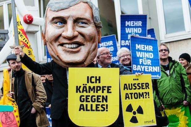"""Photo of """"Seehofer sabotiert die Energiewende"""""""
