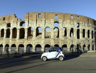 Ciao Roma! car2go startet in Rom