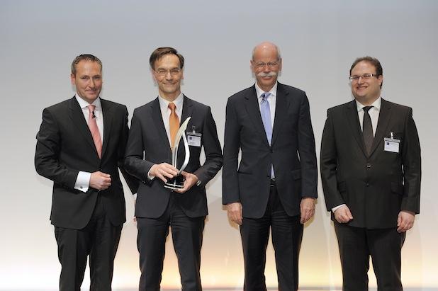 Photo of Top- Zulieferer von Daimler ausgezeichnet