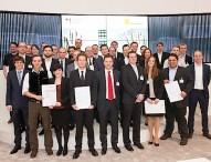 """Wirtschaftsminister Gabriel zeichnet Preisträger des """"Gründerwettbewerbs – IKT Innovativ"""" aus"""
