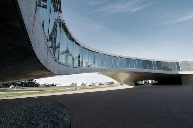 Bild von Tageslicht-Award für das Rolex Learning Center in Lausanne