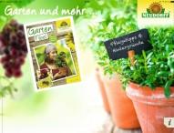 Garten und mehr – neue App für Garten-Fans