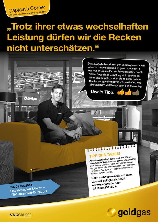 Photo of goldgas startet neue Werbekampagne