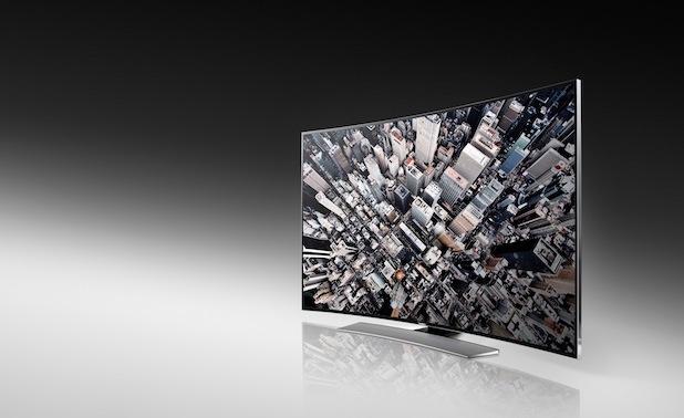 Photo of Samsung Curved TV jetzt erhältlich