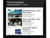 Die neue kostenlose Ford Service App geht an den Start