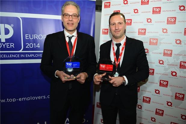 Photo of JTI Deutschland zählt zu den Top Arbeitgebern 2014