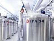 Vita 34 lagert 100.000. Stammzelldepot ein