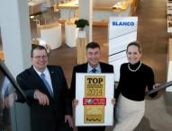 BLANCO zählt zu den 'Top Arbeitgebern 2014'
