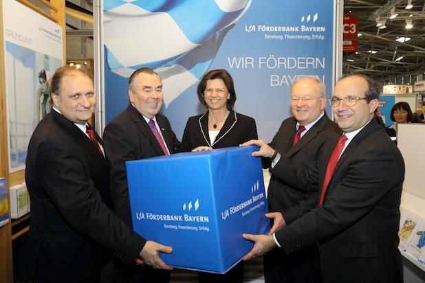 Photo of Bayerische Handwerker bauen auf Förderkredite