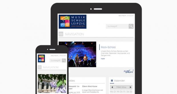 Photo of Musikschule Leipzig erhält neues digitales Profil von i-fabrik
