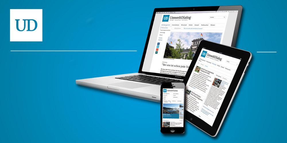 Photo of UmweltDialog stellt neuen Webauftritt vor