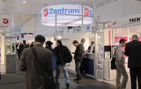 Photo of Kompetenzzentrum für Sensoren und Messtechnik auf der Hannover Messe