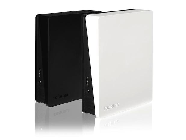 Photo of Toshiba kündigt neue externe Festplatten mit 4 und 5 TB an