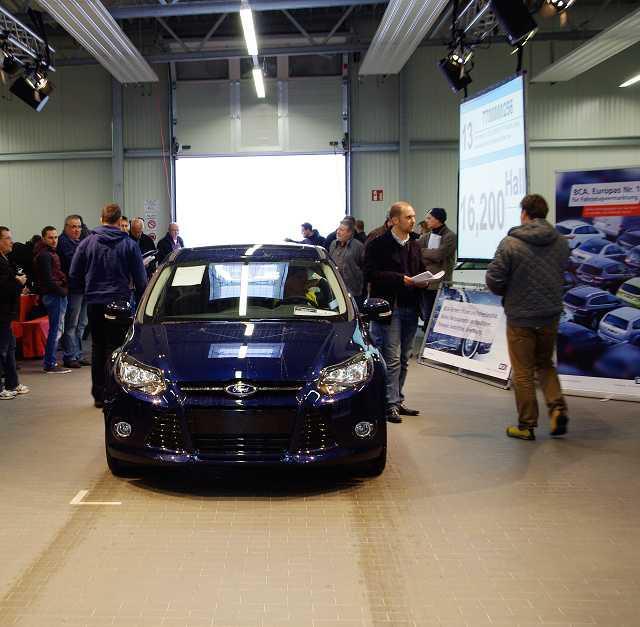 Photo of BCA Ford Premiere begeistert Händler