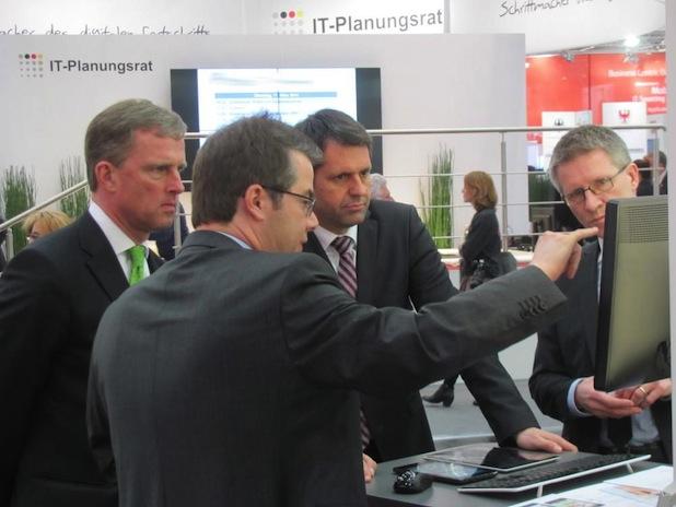 Photo of Ein einzigartiges Programm auf dem Stand der net-Com AG