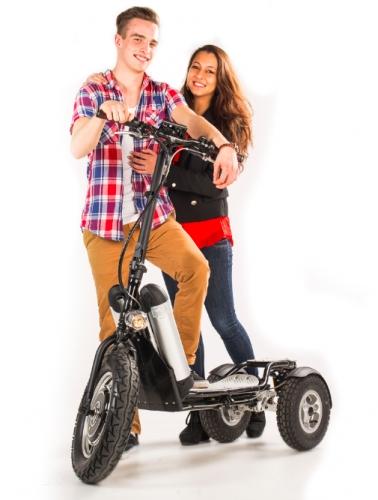Bild von e-Bikeboard aus der Schweiz gründet sich in Deutschland neu