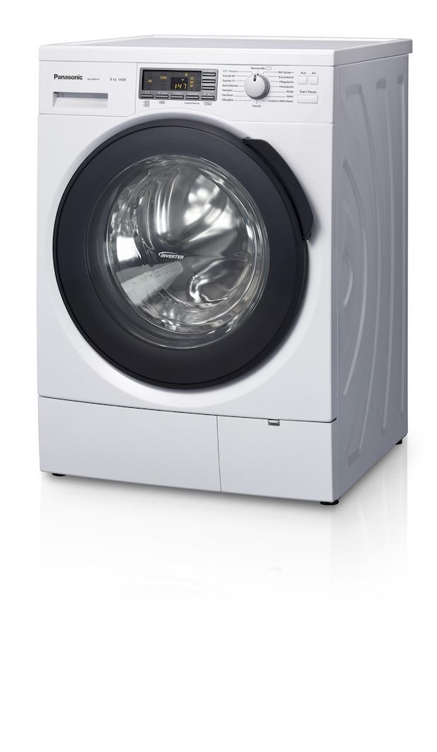 Photo of Panasonic Waschmaschine NA-B48VG5: 50 Prozent sparsamer als A+++