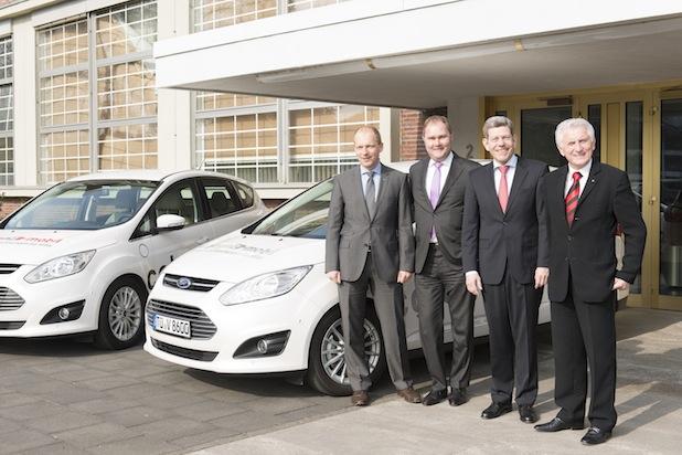 Photo of Premium-Partnerschaft Elektromobilität