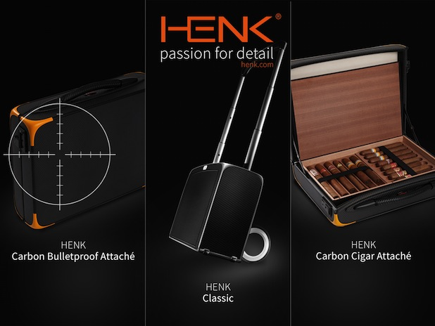 Photo of HENK Luxury Goods präsentiert jüngstes Meisterwerk