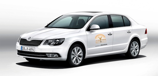 Photo of SKODA ist offizieller Partner des Jupiter Award