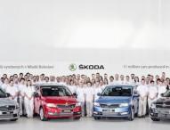 Rekord: 11.000.000 Automobile im SKODA Stammwerk produziert