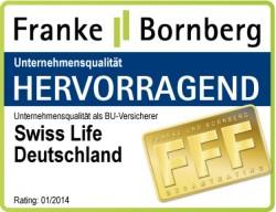 """Quellenangabe: """"obs/Swiss Life Deutschland"""""""