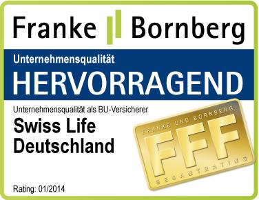 Photo of Swiss Life Deutschland: Bestnote für Kompetenz