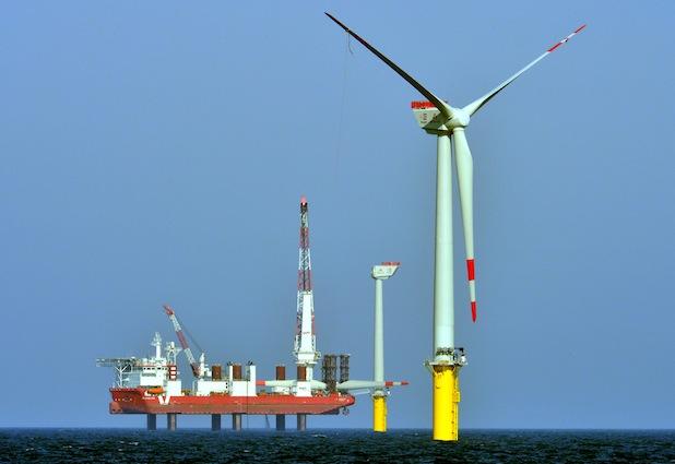 Photo of Trianel Windpark Borkum trotzt schwierigen Wetterbedingungen im Plan