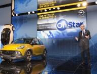 Opel auf dem 84. Internationalen Automobilsalon in Genf