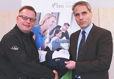 Bild von Engagiert und verlässlich – StuRa-Vorsitzender und Mitarbeiter Marko Wolf verabschiedet