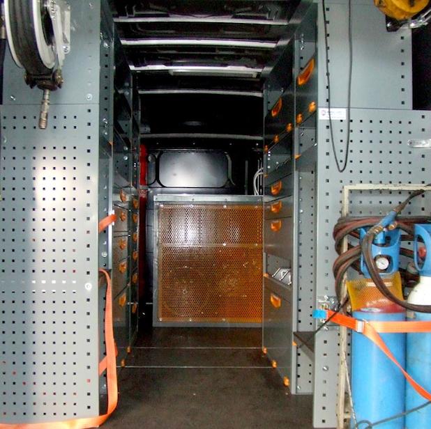 Bild von Hier ist das beste Fahrzeug Storevan im Februar 2014