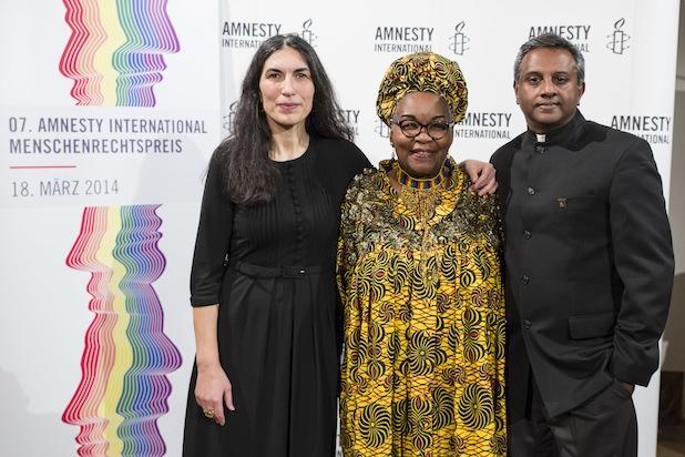 Photo of Amnesty Deutschland ehrt Alice Nkom aus Kamerum