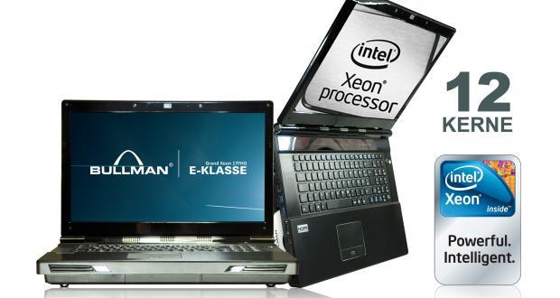 Bild von 12 CPU KERNE in einem Notebook