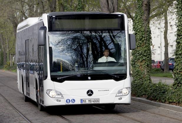 Photo of Daimler Buses erhält Großauftrag aus Frankreich