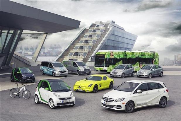 Photo of Mit Elektroautos ins Guinness Buch der Weltrekorde