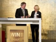 Ansmann AG unterzeichnet WIN-Charta