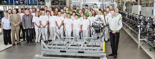 Photo of SKODA produziert neue Dreizylinder-Benzinmotoren
