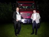 Off Road Award: Unimog ist Geländewagen des Jahres 2014