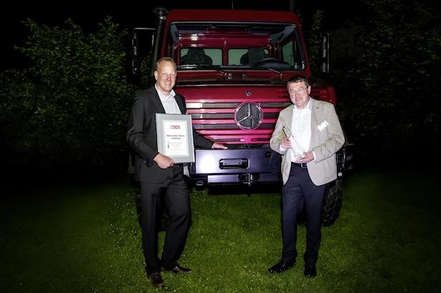 Photo of Off Road Award: Unimog ist Geländewagen des Jahres 2014