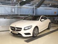 Produktionsstart im Mercedes-Benz Werk Sindelfingen