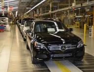 Produktionsstart der neuen Mercedes-Benz C-Klasse in den USA