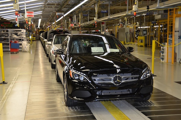 Photo of Produktionsstart der neuen Mercedes-Benz C-Klasse in den USA