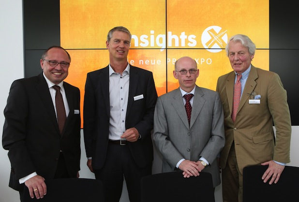 Photo of PBS-Branche startet 2015 mit neuer Fachmesse Insights-X in Nürnberg durch