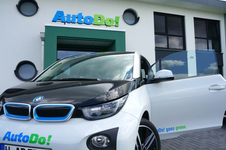 Photo of AutoDo goes green